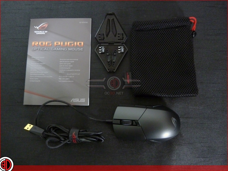 ASUS ROG Pugio Mouse Review