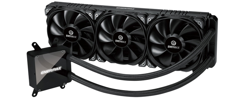 ENERMAX reveals their Threadripper Specific LIQTEK TR4 AIO liquid cooler