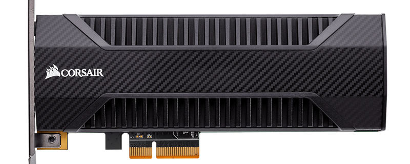 Corsair officially reveals their NX500 series of Ultra-fast NVMe SSDs