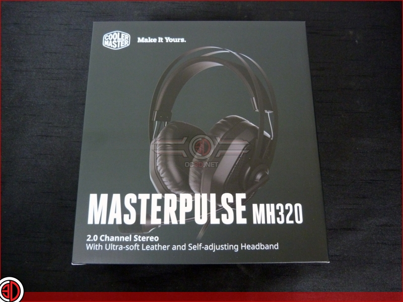 Coolermaster Masterpulse MH320 Review