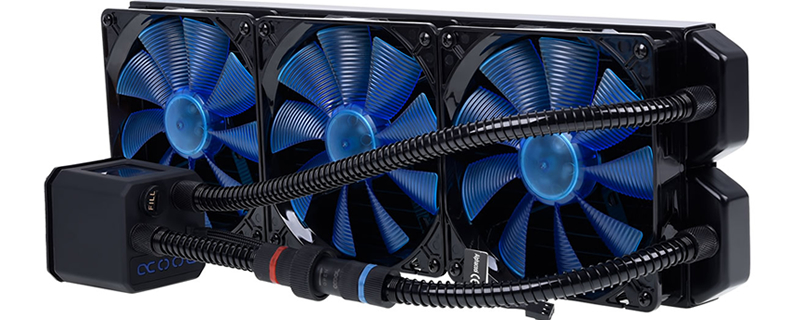 Alphacool releases their Eisbaer 140mm and 420mm liquid coolers
