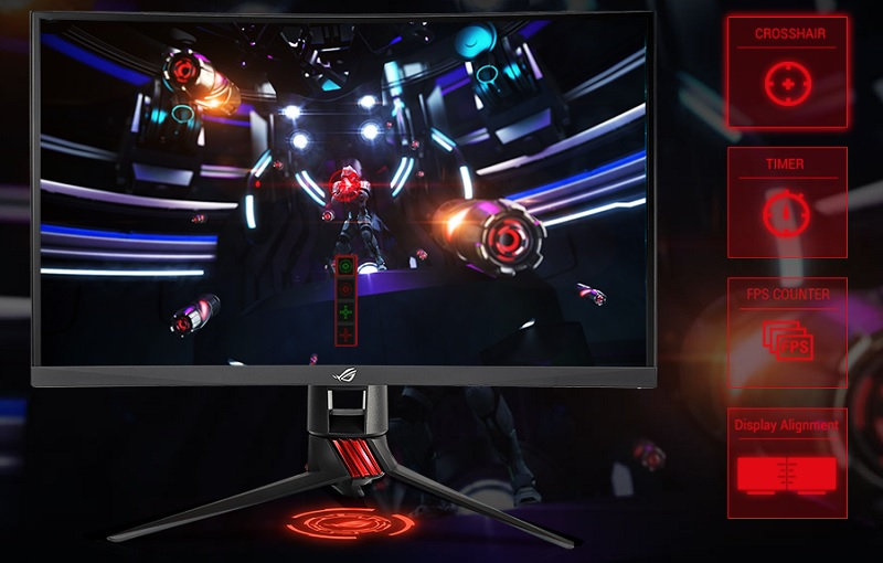 ASUS RoG launches Strix XG27VQ curved gaming monitor at