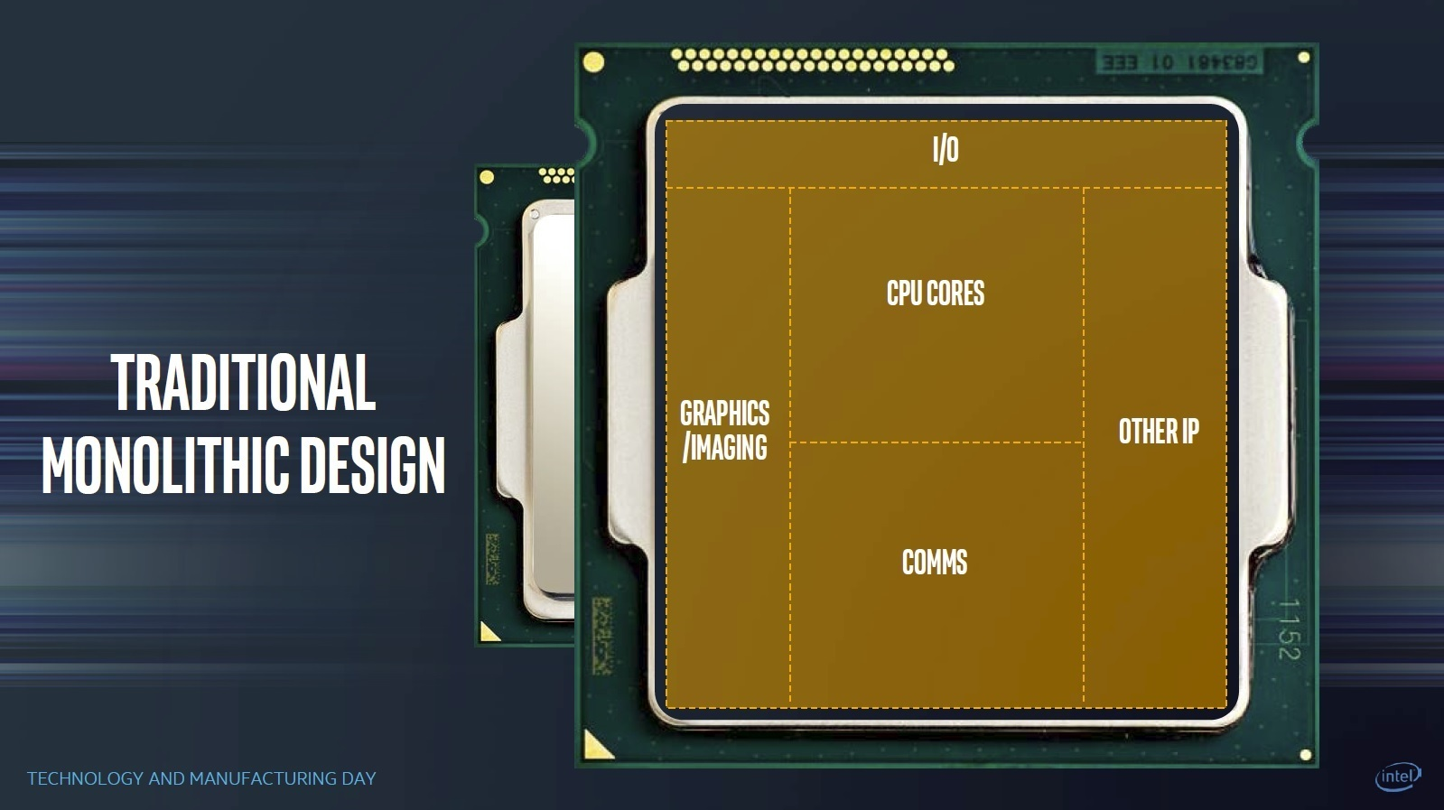 Intel discusses EMIB technology - Multi-die CPUs incoming?