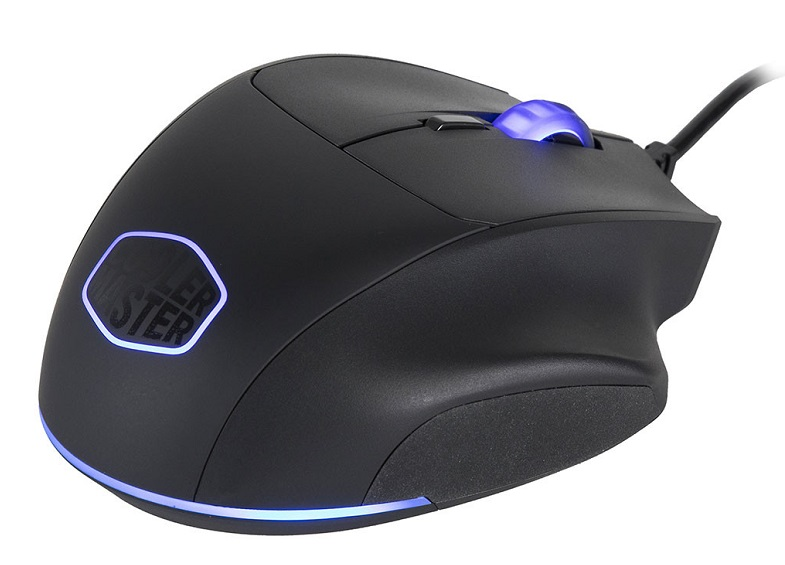 Cooler Master announces their new MasterSet M120 mouse/keyboard combo