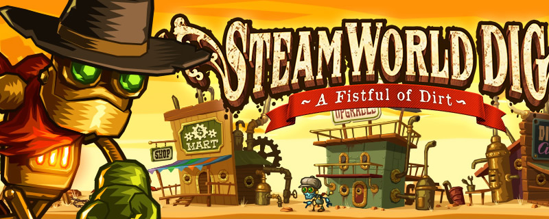 SteamWorld Dig is currently available for free on Origin