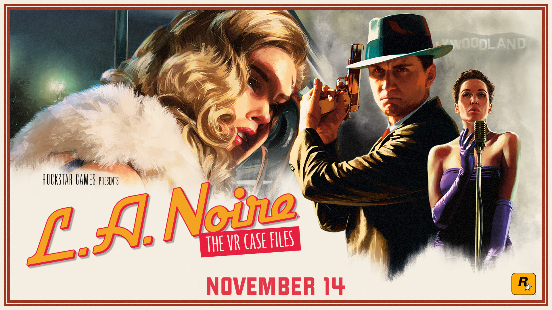 LA Noire is coming to HTC Vive and current generation consoles