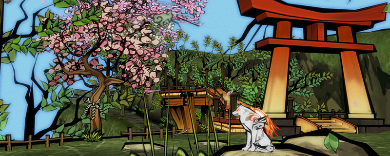 Capcom confirms that Okami HD is releasing later this year