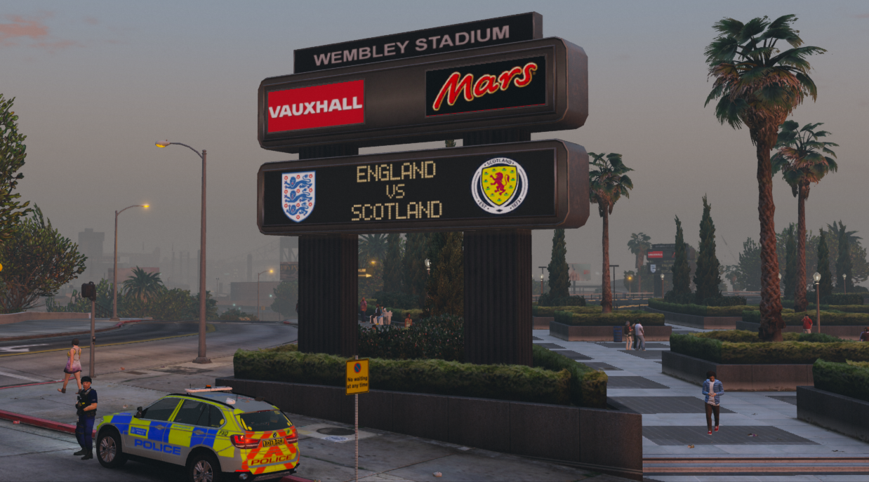 Project London aims to bring the UK into GTA V