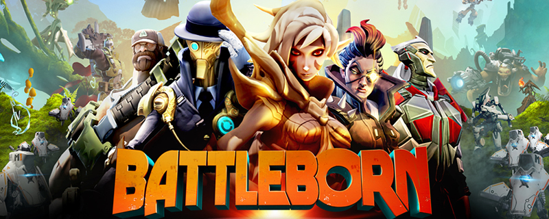 The Development of Battleborn will cease after the game's Fall update
