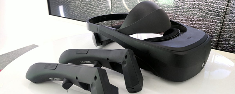LG's SteamVR headset has been shown at the Korean VR Festival