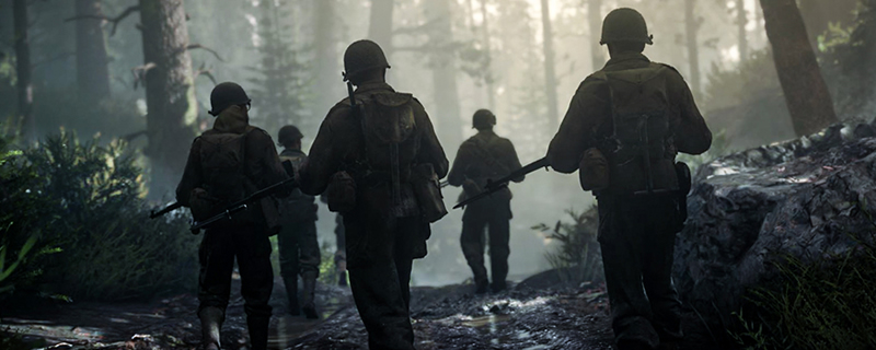 Call of Duty: WWII's first story trailer has been released