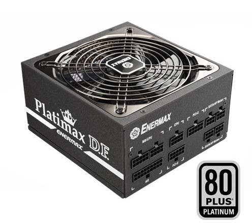 Enermax launches the world's most compact 1200W PSU