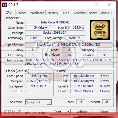 Intel Core i9-7980XE 18 Core HEDT CPU Review   Test Setup