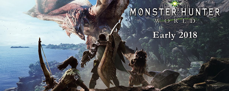 Monster Hunter: World's release date has been set for consoles