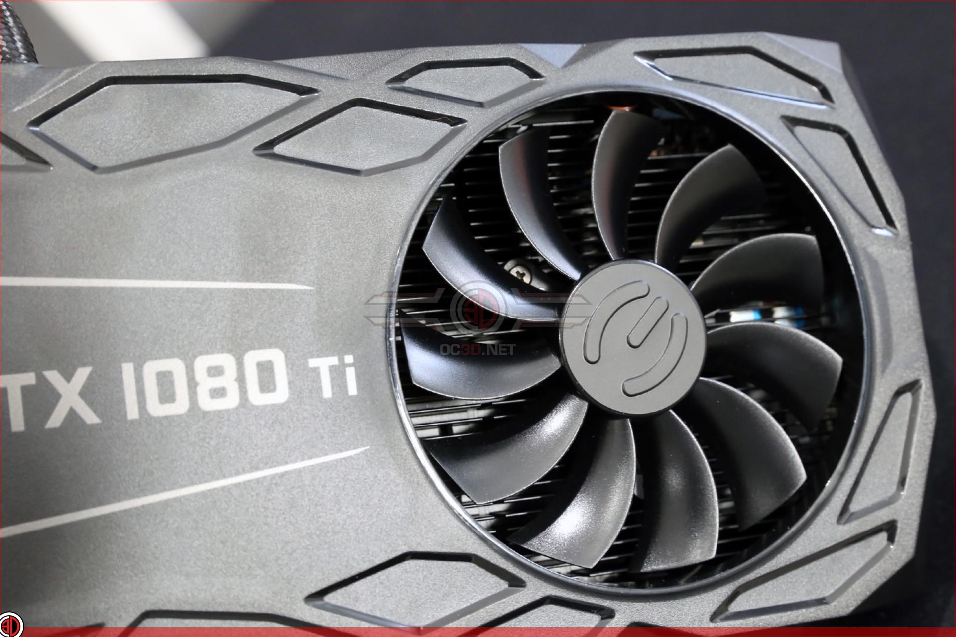 EVGA GTX 1080 Ti FTW3 Hybrid Review | Up Close | GPU
