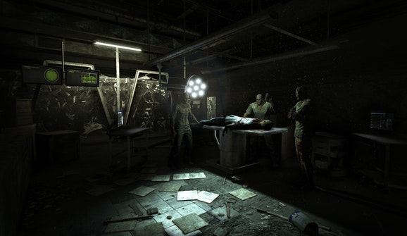 For a limited time, Outlast Deluxe Edition is available for free on the Humble Store