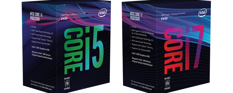 Intel's Coffee Lake 8700K reportedly overclocks to 4 8GHz