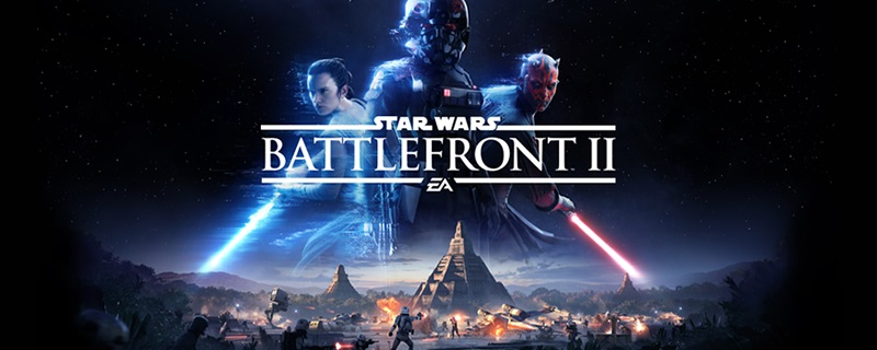 EA releases a scene from Star Wars Battlefront's single-player campaign