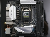 ASUS Z370-I Strix ITX Motherboard Preview