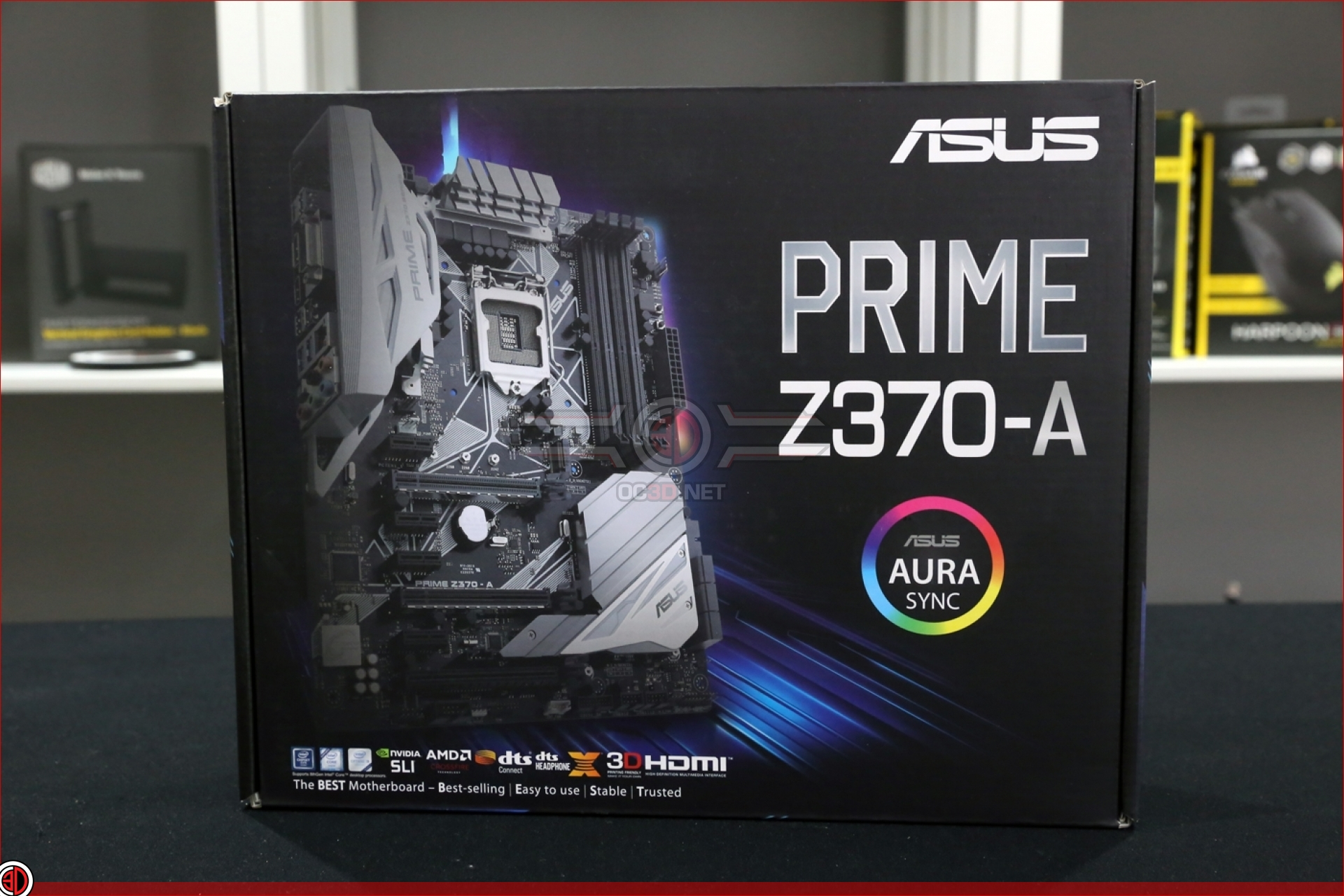 Intel Coffee Lake i7 8700K Review | ASUS Z370-A Prime | CPU