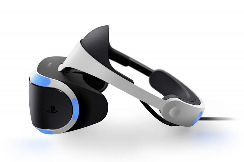 Sony is releasing a new version of their PSVR Headset