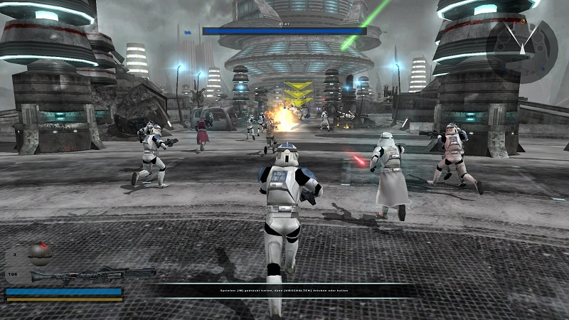 Star Wars: Battlefront II's Multiplayer has been restored with Steam/GOG crossplay