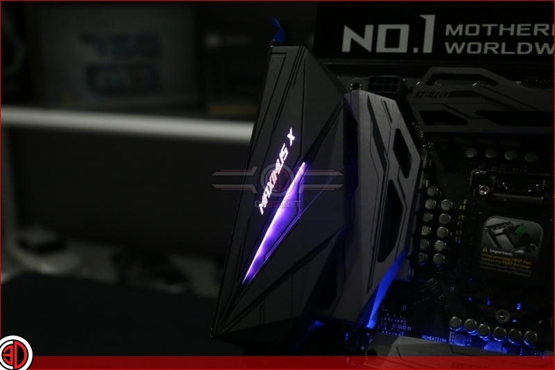 ASUS Z370 Maximus X Hero Preview