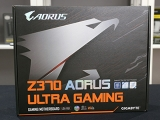 Gigabyte Z370 Aorus Ultra Gaming Preview