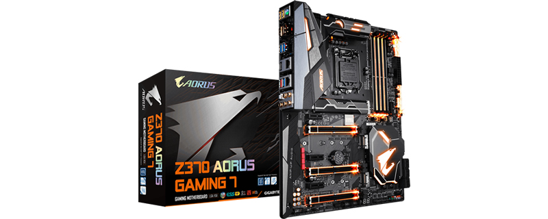 Gigabyte is offering free Steam Wallet codes with select Z370 AORUS motherboards