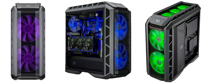 Cooler Master H500p Review Oc3d Forums