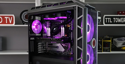 Cooler Master H500P Review