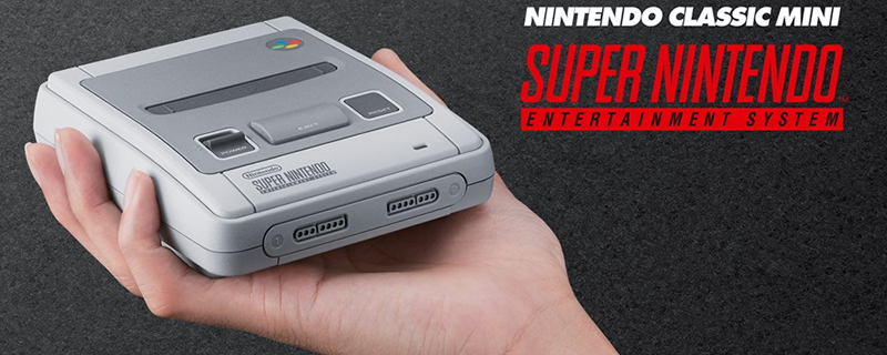 The SNES Classic's game library can now be expanded using the Hakachi2 modding tools
