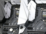 ASUS Z370 Strix E and Strix F Review