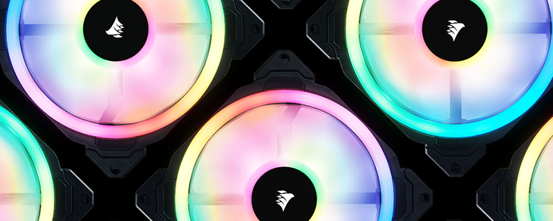 Corsair releases their new LL series of RGB LED fans