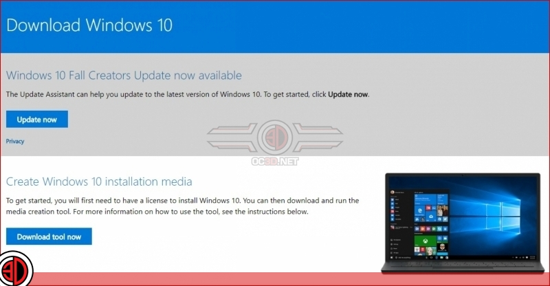 How to install Windows 10's Fall Creators Update
