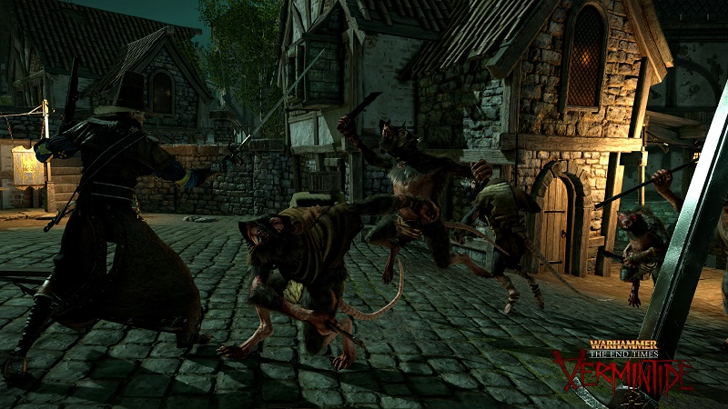For the next week Warhammer: End Times - Vermintide will be available to play for free