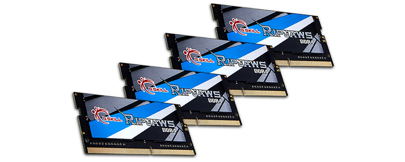 G.Skill releases 3800MHz SO-DIMM memory kits for MITX HEDT motherboards