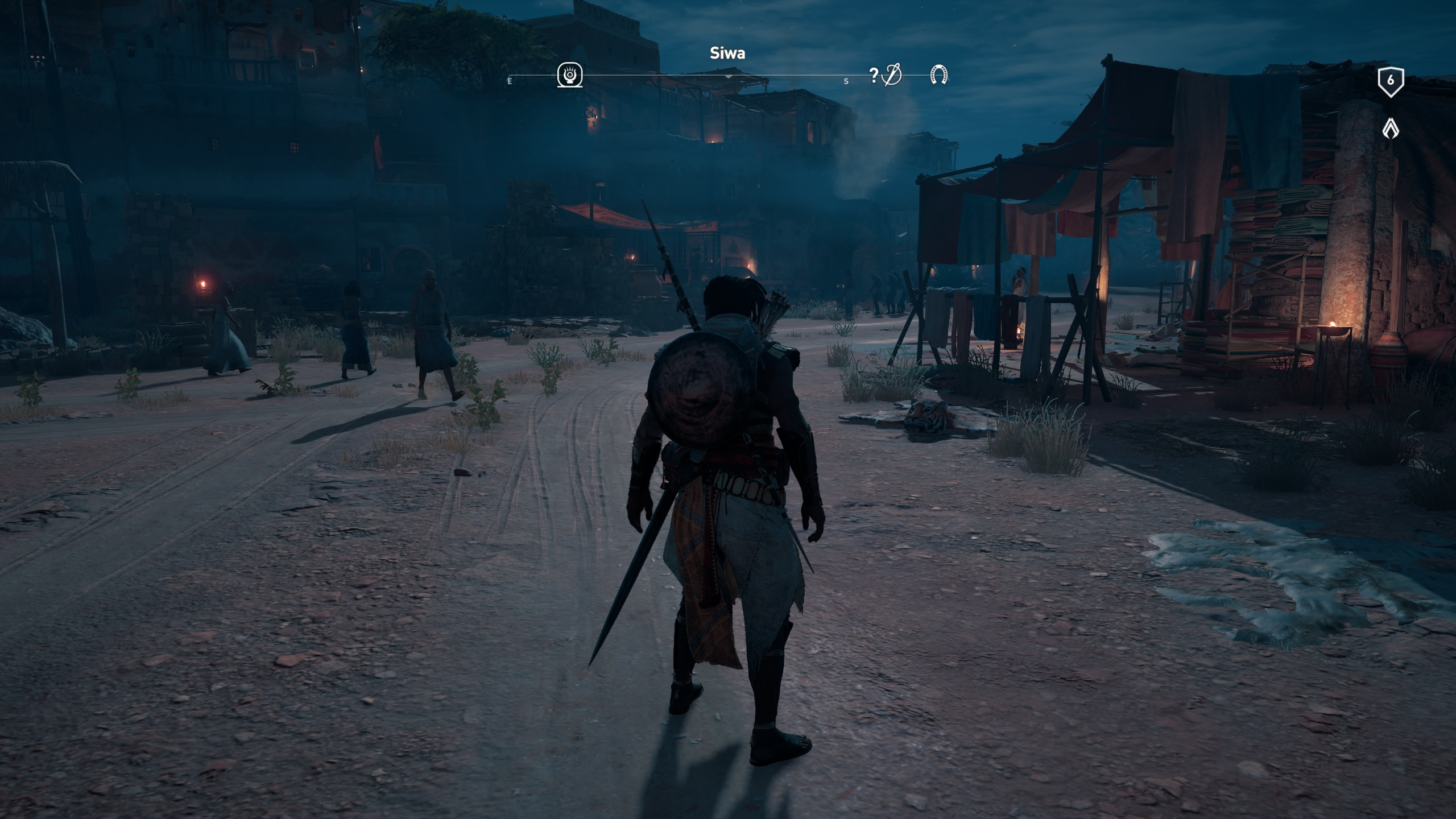 Assassin's Creed: Origins PC Performance Review