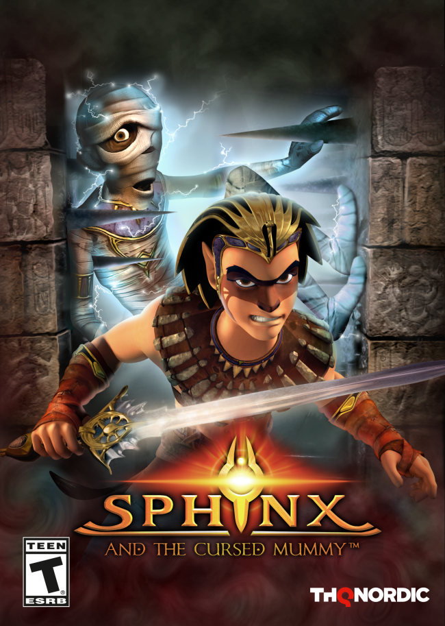 Sphinx and the Cursed Mummy is coming to PC next month