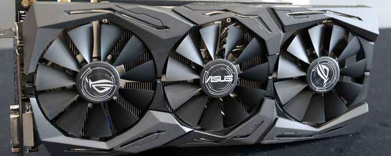 ASUS Strix GTX 1070 Ti Review