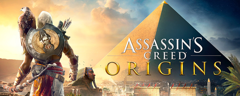 Assassin's Creed: Origin's first major update will arrive on November 7th with free Trials of the Gods mode