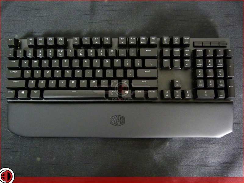 Coolermaster Masterkeys MK750 Gaming Keyboard Review