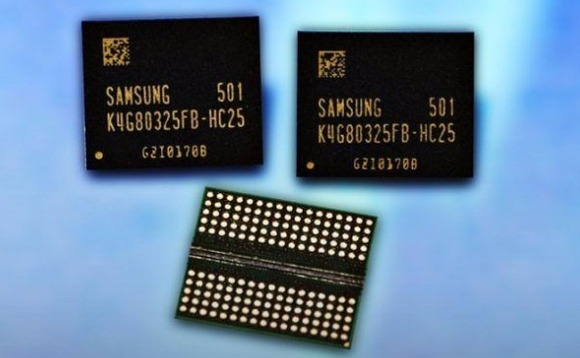 Samsung announces their new GDDR6 memory with 16 Gbps speeds