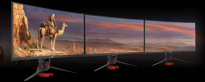 ASUS intro's their new 32-inch ROG Strix XG32VQ 1440Hz FreeSync Display