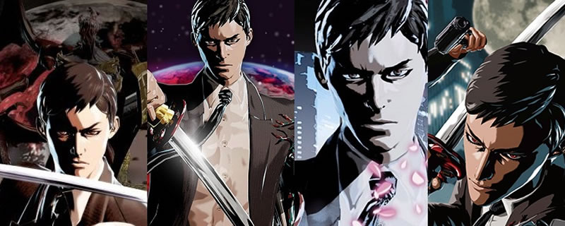 For the next 42 hours, KILLER IS DEAD will be available for free on the Humble Store