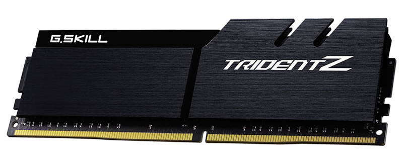 G.Skill announces their new 4x8GB 4400MHz DDR4 memory kit