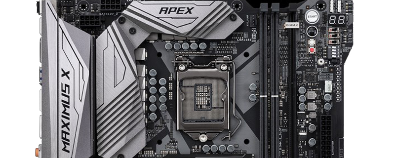 ASUS Z370 Maximus X Apex Review