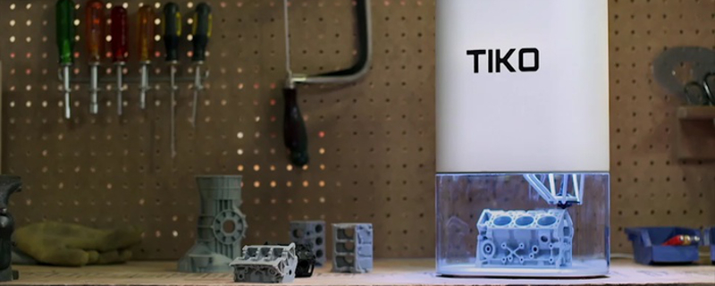 The Tiko 3D Printing Project is officially dead