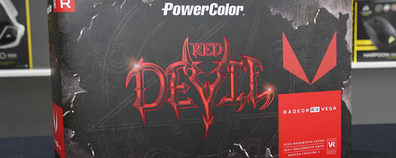 Powercolor RX Vega64 Devil Preview