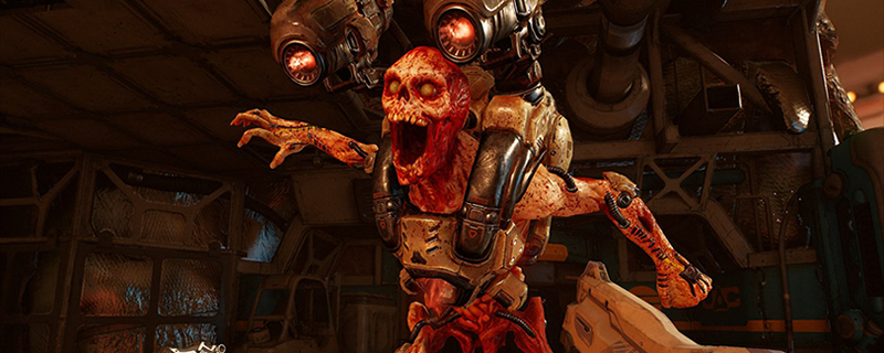 Bethesda apologises for DOOM VFR's Oculus Rift bugs at launch
